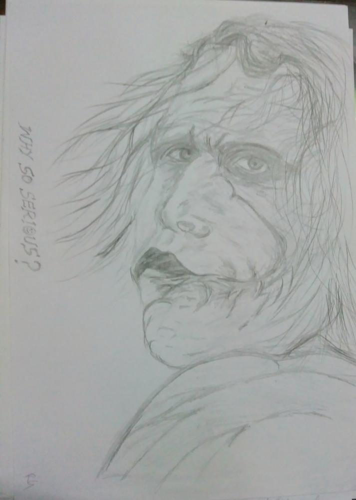 Joker by rajagopal1